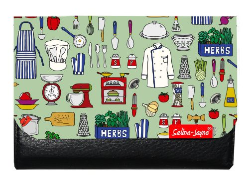 Selina-Jayne Chef Limited Edition Designer Small Purse